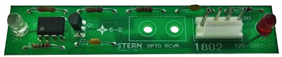Sega/Stern Opto Receiver Board With Diode - Nitro Pinball Sales