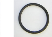 "2-3/4"" Black Rubber Ring"