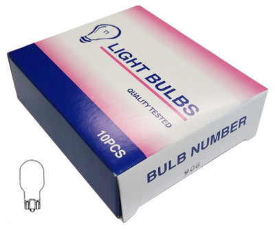#906 Bulbs (box of 10)