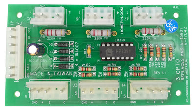 3-Opto Ramp Switch Assembly