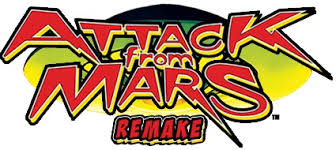 Attack From Mars Remake High Def Color UPGRADE (FOR REMAKE ONLY) - Nitro Pinball Sales