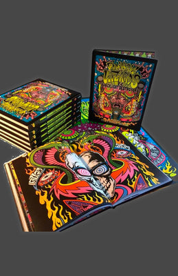 Dirty Donny Pinball Wizards & Blacklight Destroyers Book - Nitro Pinball Sales