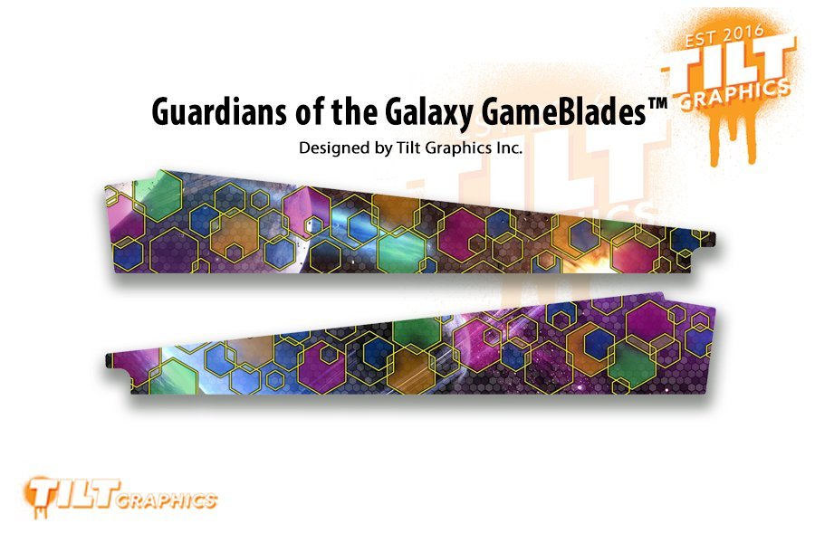 Guardians of the Galaxy GameBlades™ - IN STOCK