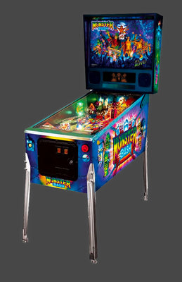 Monster Bash Remake: Classic Edition - Nitro Pinball Sales