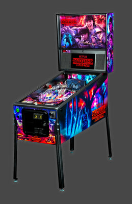 Stranger Things Premium - Nitro Pinball Sales