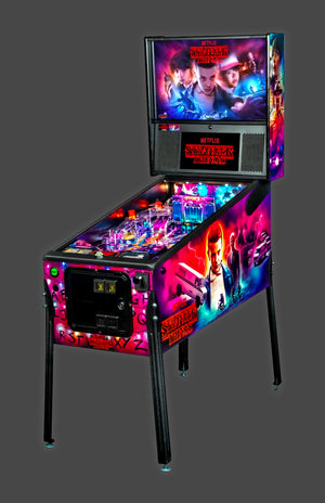 Stranger Things Pro - Nitro Pinball Sales