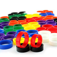 Super-Bands - Standard Translucent 0.5in x 1.5in
