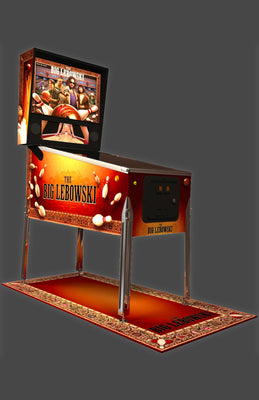 The Big Lebowski™ Pinball - DEPOSIT ONLY - Nitro Pinball Sales