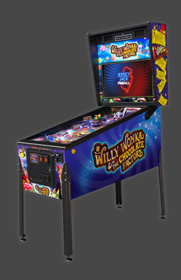 Willy Wonka: Standard Edition - Nitro Pinball Sales