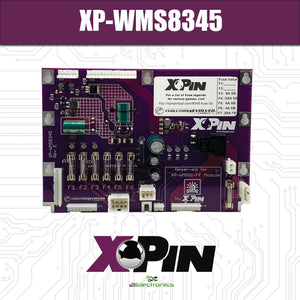 XP-WMS8345 / WILLIAMS SYSTEM 3 THRU 11B POWER SUPPLY