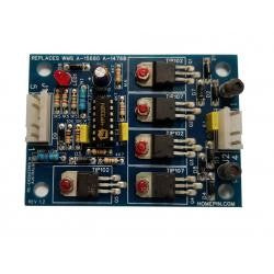 Homepin-Bi/Directional Motor Drive Board for WMS/Bally Machines - A-15680/A-14768 - Nitro Pinball Sales