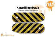 Jurassic-Park Hinge Decals - IN STOCK