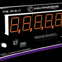 XP-BLY2518-58-Orange  Bally/Stern 7- Digit Display