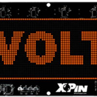 XP-DMD4096LV-Orange - DMD Display - Nitro Pinball Sales