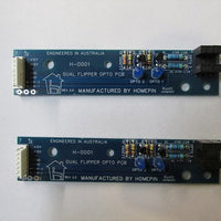 Homepin - Flipper Boards for WMS DMD Type 1 A-15894 (No Mech incl)