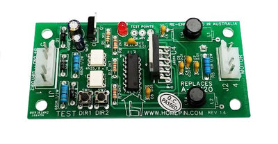 Homepin - Motor Drive Replacement Board for WMS/Bally Machines - A-16120