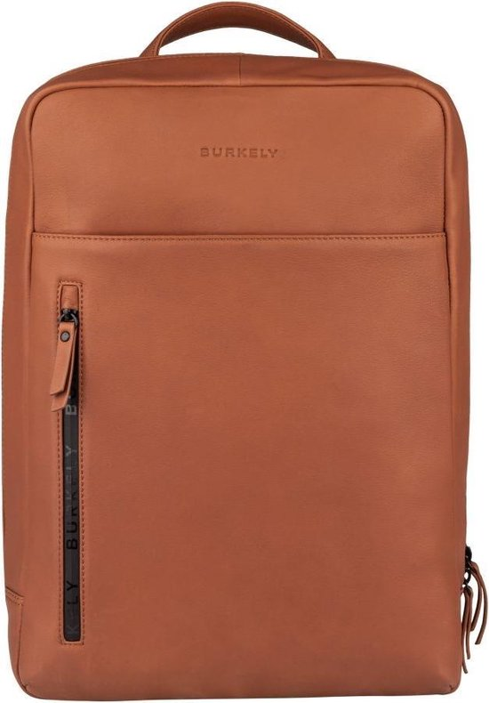 Burkely Rain Riley Backpack | 15 inch | Congac