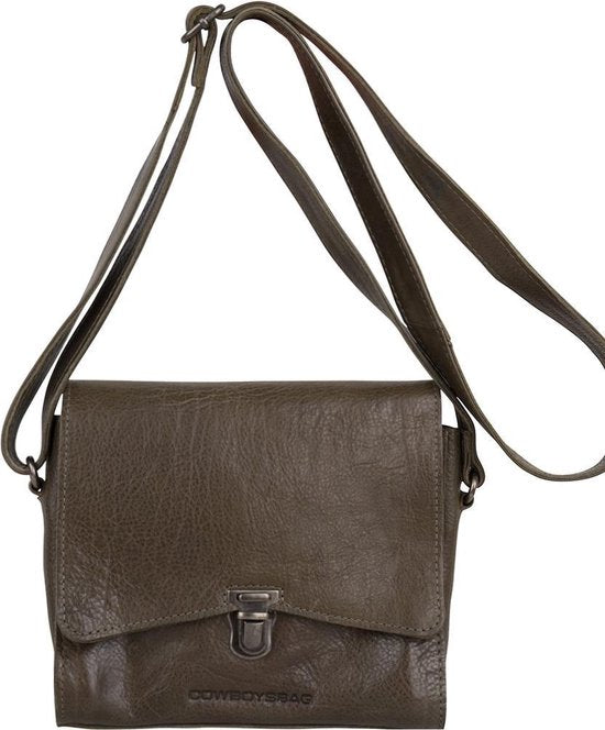 Cowboysbag Bag Rowe Dames Crossbodytas Groen