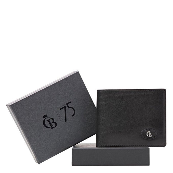 Castelijn & Beerens Giftbox Billfold black