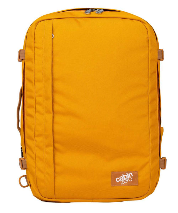 cabinzero classic plus 36L orange chill