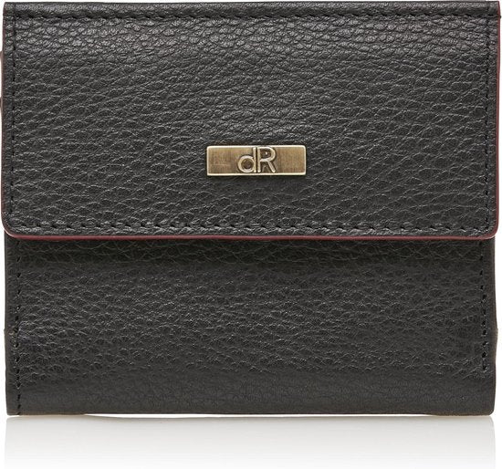 dR Amsterdam Mint 110535 Billfold - Black