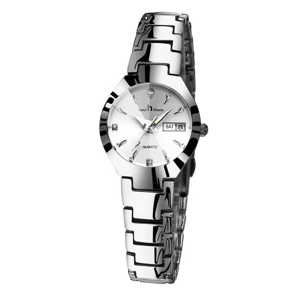 KEEP IN TOUCH O® - Reloj Unisex Impermeable