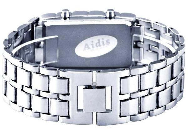 Aidis® - Pulsera con Hora Digital a LED