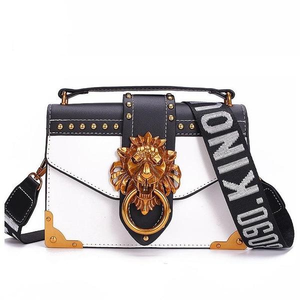BAG1980® LIMITED EDITION - Bolso LION de Mujer