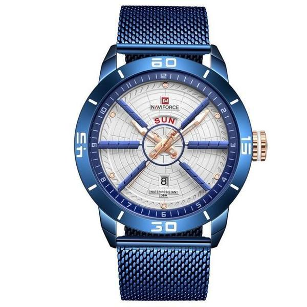 NAVIFORCE 9155® - Reloj Impermeable de Lujo
