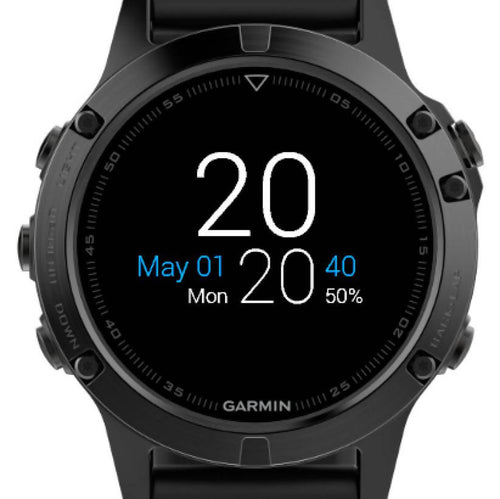 Alpha Watch Face