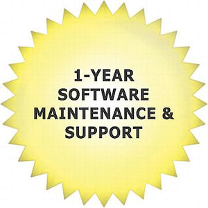 1-YEAR SOFTWARE MAINTENANCE & SUPPORT