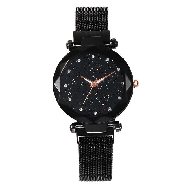 ASTER MIDNIGHT BLACK