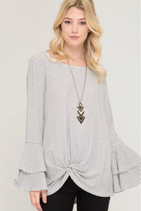 Bella Twist Top