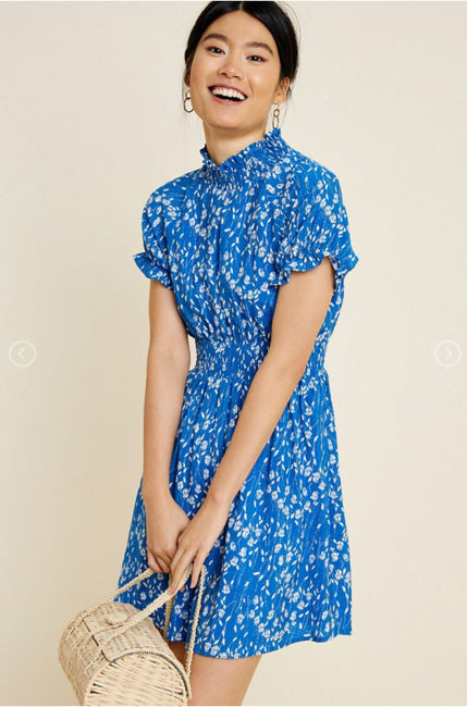 Cerulean Summer Dress