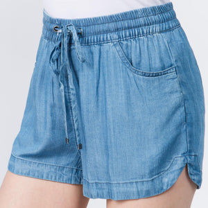 Denim Weekend Shorts