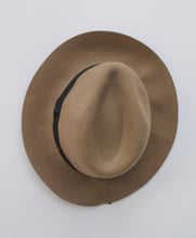 Stone Autumn Panama Hat