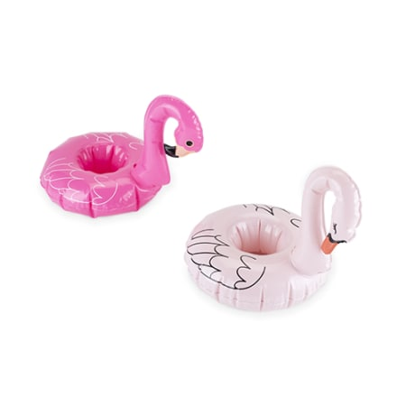 Flamingo Floating Koozies