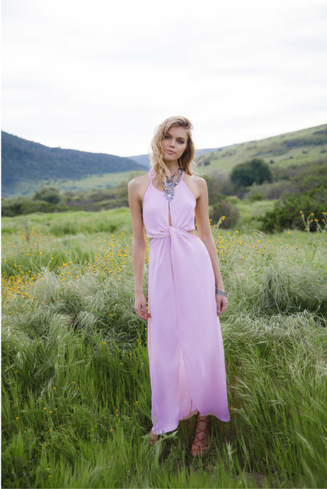 Lilac Fields Dress