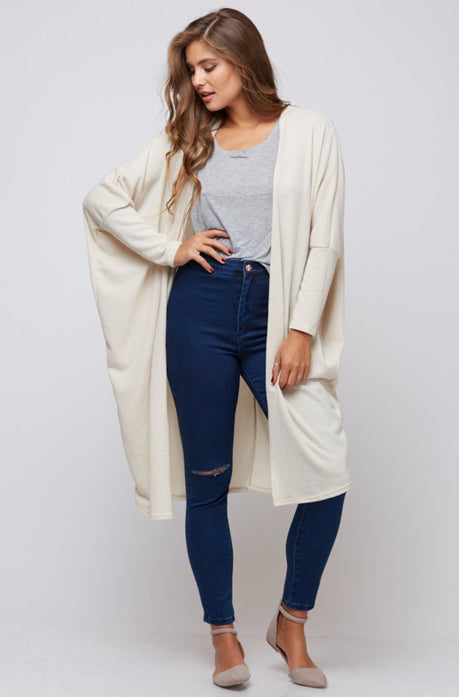 Cream and Sugar Cardigan