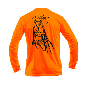 Cobia Long Sleeve Performance Tee