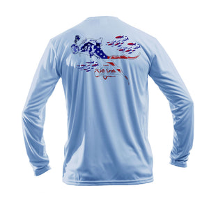 Diver US Long Sleeve Performance Tee