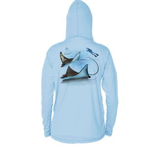 Eagle Ray Long Sleeve Performance Hoody