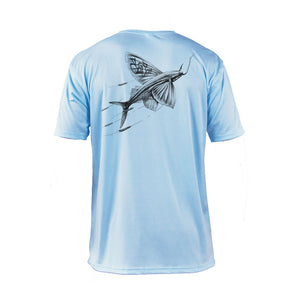 Flying Fish Short Sleeve Performance Tee