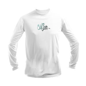 Free Diver Long Sleeve Performance Tee