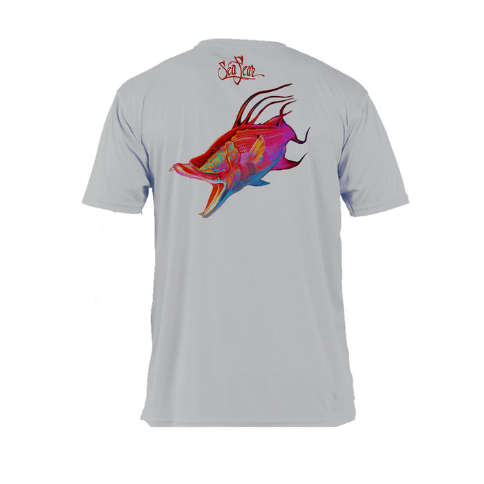 Glow Hog Short Sleeve Performance Tee