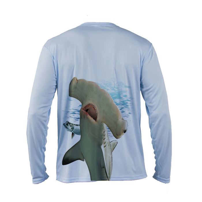 Hammerhead Tarpon Long Sleeve Performance Tee