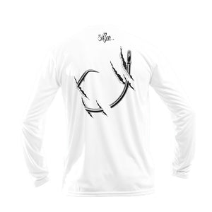 Hook Rip Long Sleeve Performance Tee