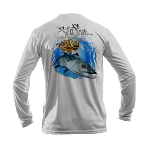 Kingfish Long Sleeve Performance Tee