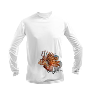 Lionfish Long Sleeve Performance Tee