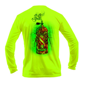 Lobster Tank Long Sleeve Performance Tee